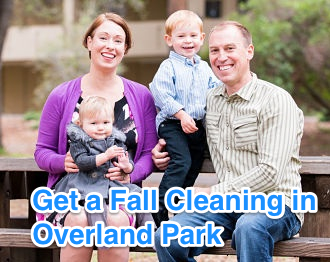 Get a Fall Cleaning in Overland Park