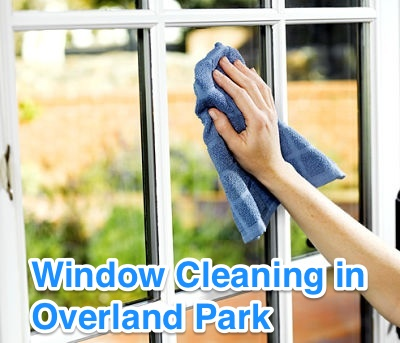 Window Cleaning in Overland Park