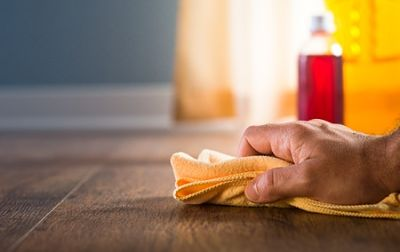 Speed Cleaning Tips for Dusting
