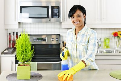 Hire a House Cleaner in Overland Park KS